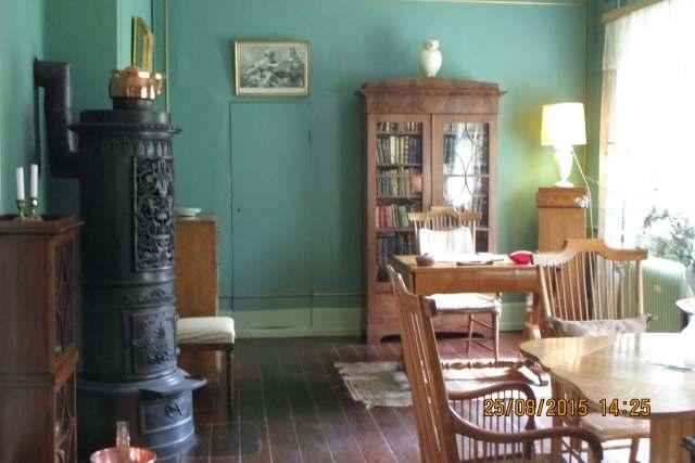 Casa de Karen Blixen en Rungsted