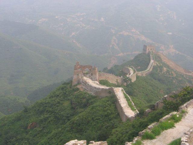 La gran Muralla china, Beijing