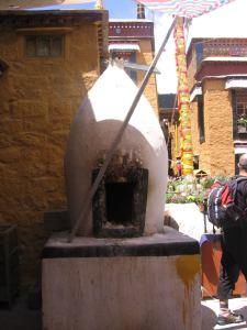 Monasterio en Lhasa