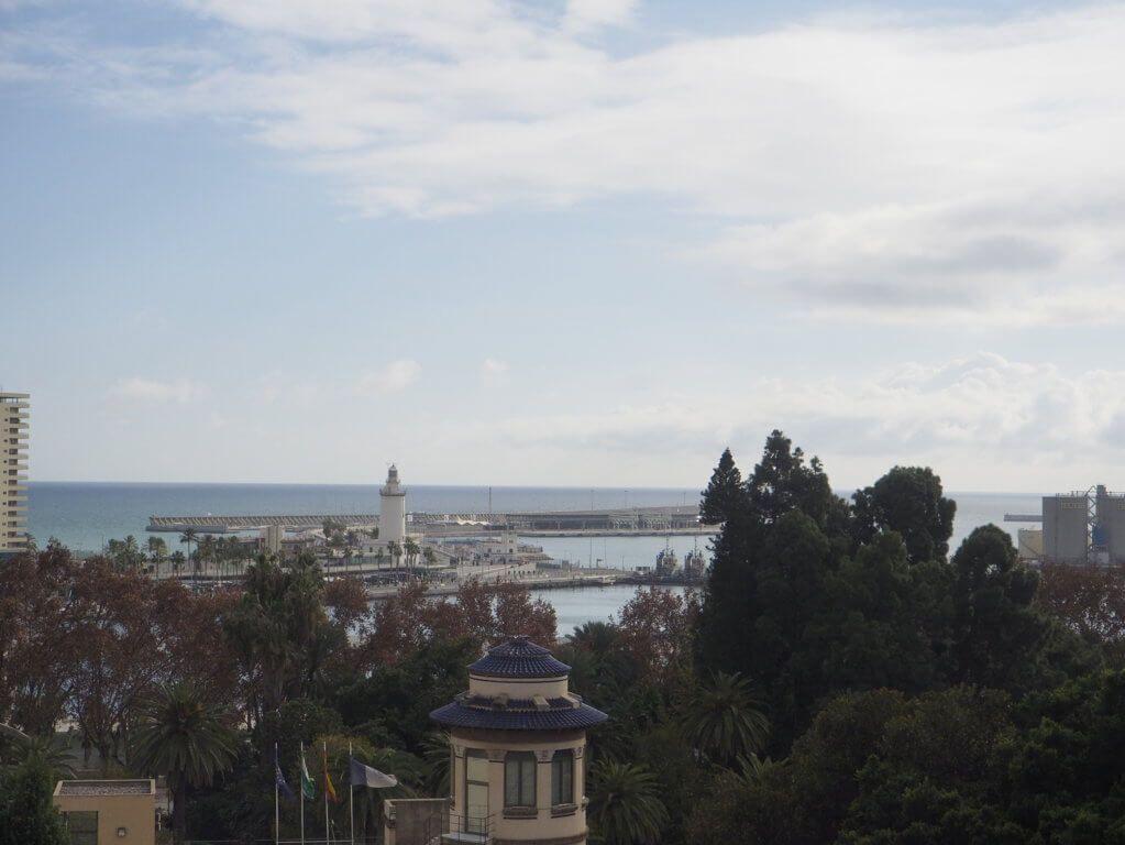 Alcazaba, Málaga.