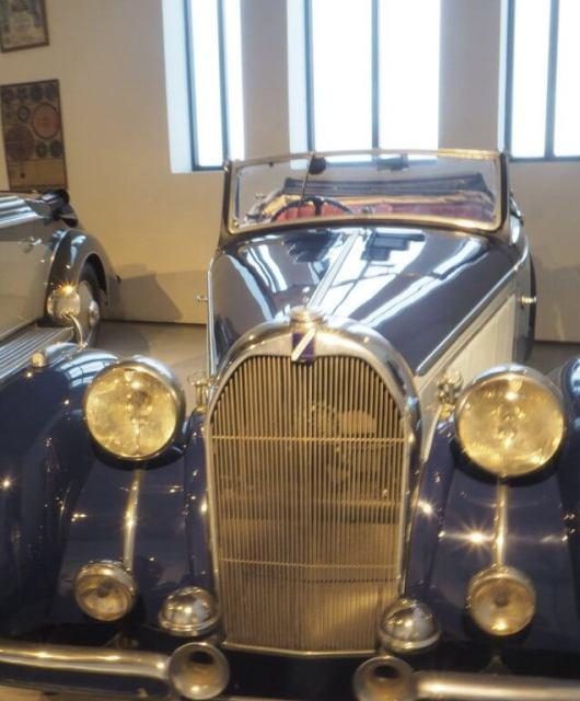 Museo Automovilístico y de la Moda de Málaga.