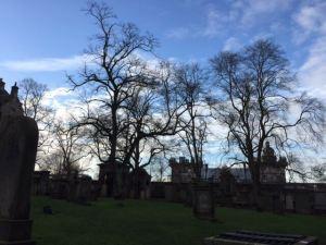 Cementerio Carlton, Edimburgo.