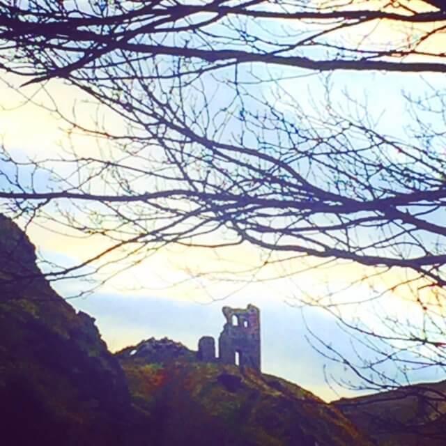 La historia de las brujas en Edimburgo.