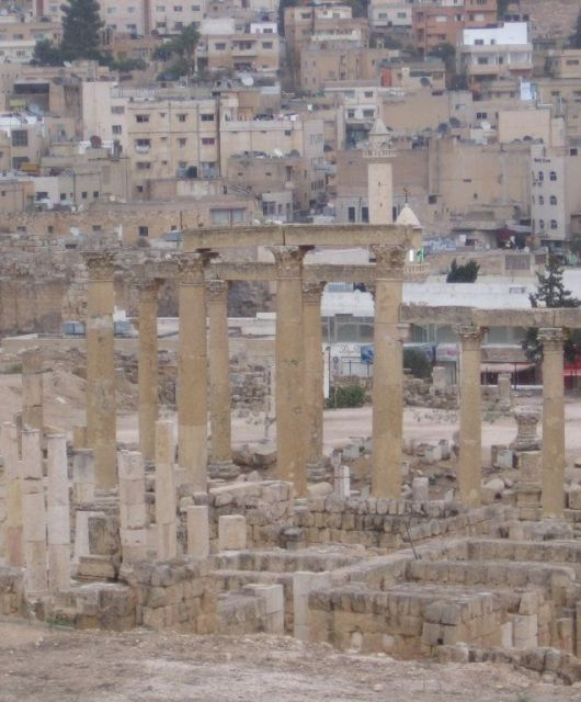 Jerash, Jordania.
