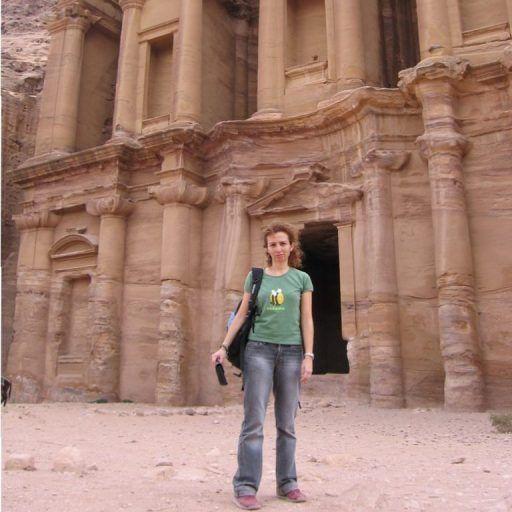 Petra, Jordania.