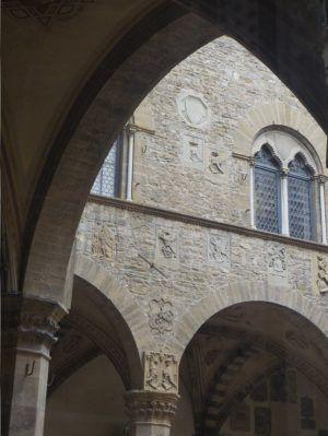Palacio del Bargello, Florencia