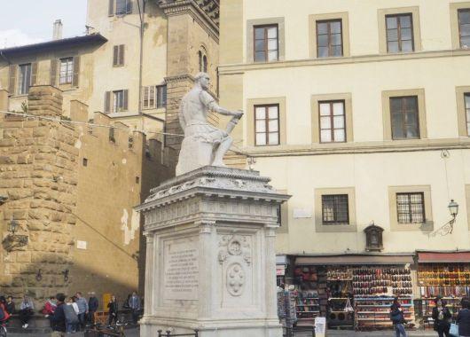 Plaza de San Lorenzo, Florencia.