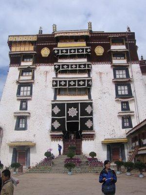 Lhasa en el Tibet