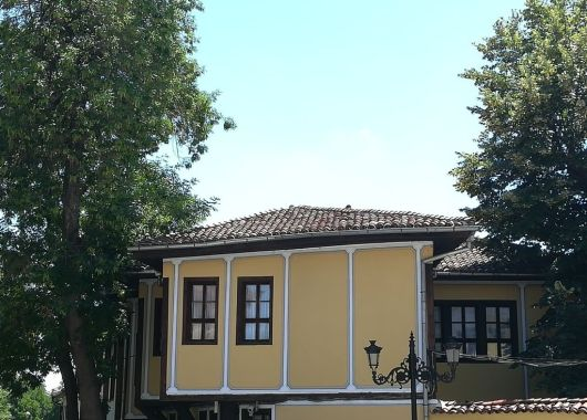 Plovdiv, roseviaja