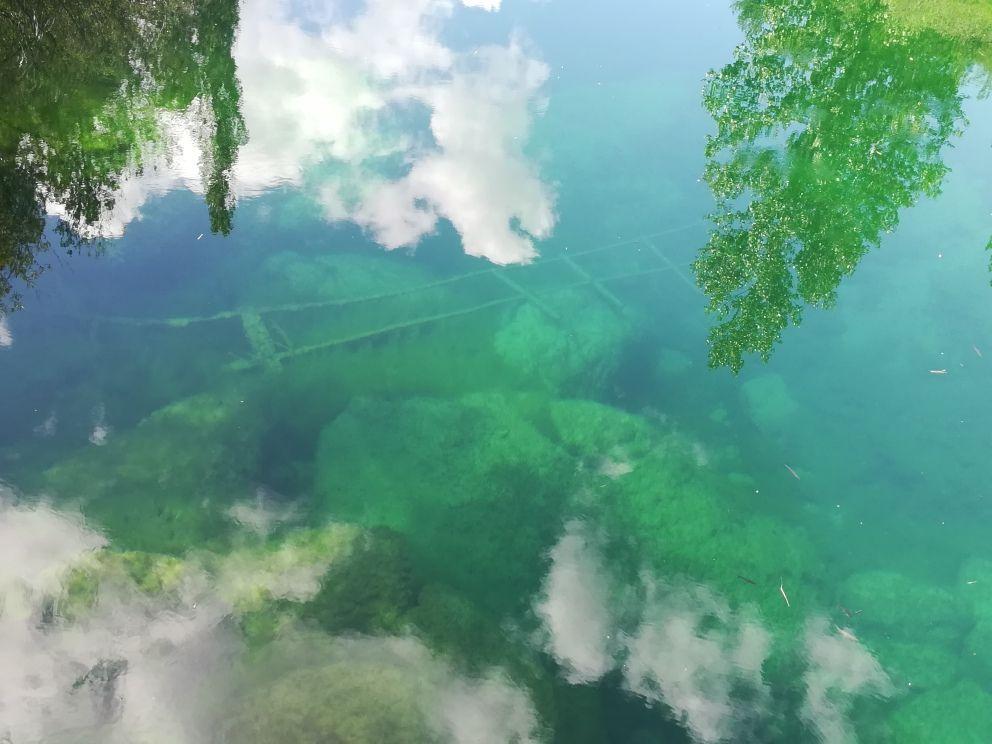 Laguna de Taravilla, Poveda de la Sierra, Guadalajara