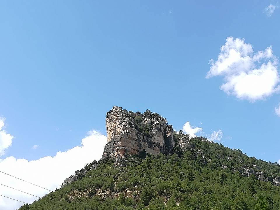 Salto de Poveda de la Sierra