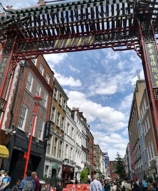 Chinatown, Londres