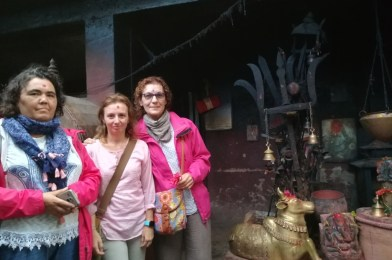 Mi viaje a Nepal después del terremoto.