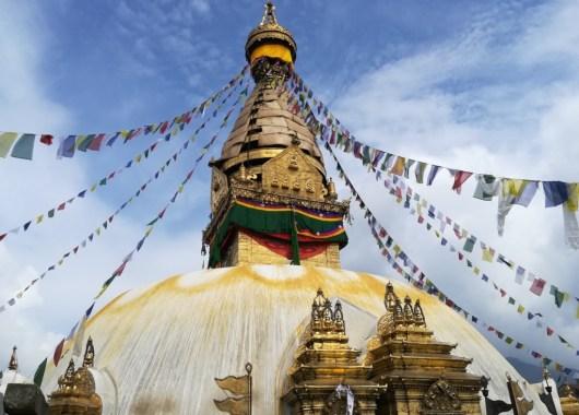 Nepal después del terremoto