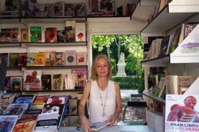 Hablamos de poesía con María Jesús Silva.