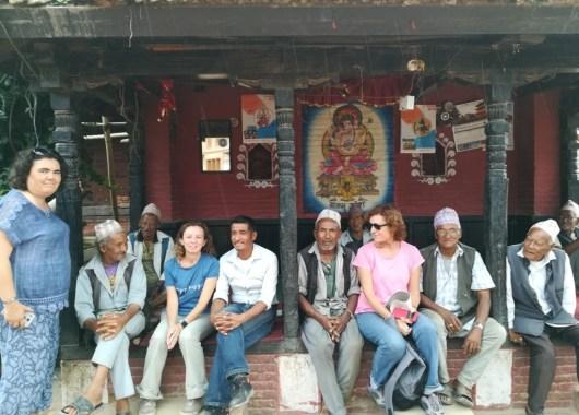 Nepal, mujeres viajeras