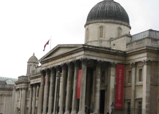 National Gallery, en Trafalgar Square
