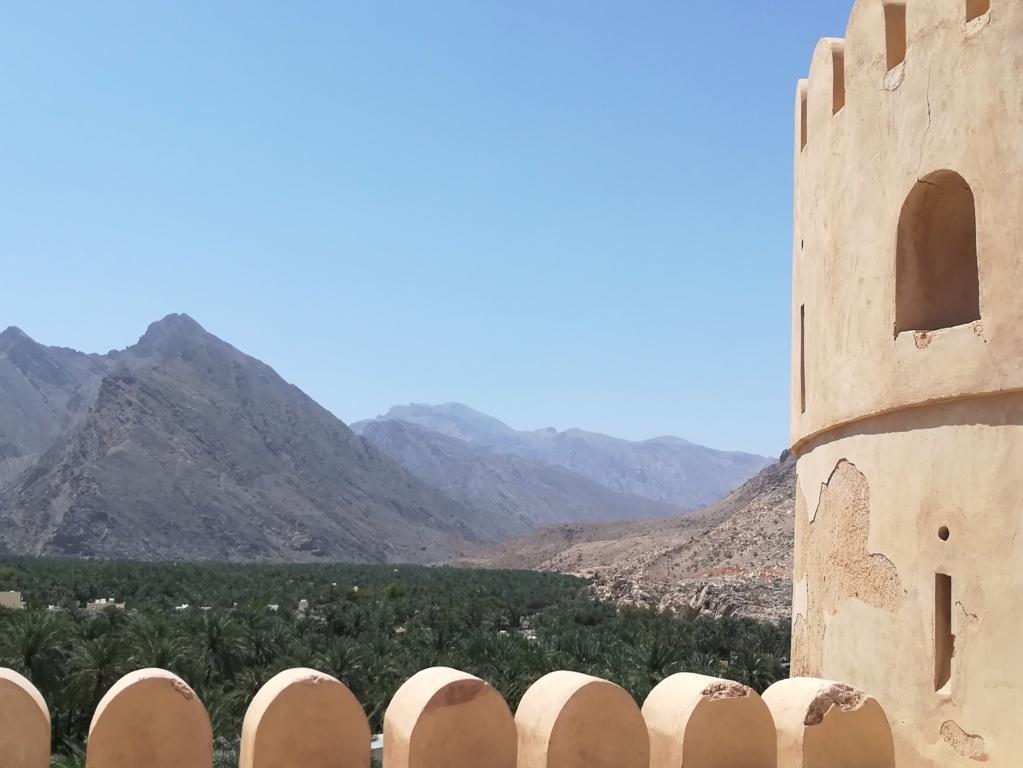 Viaje a Oman