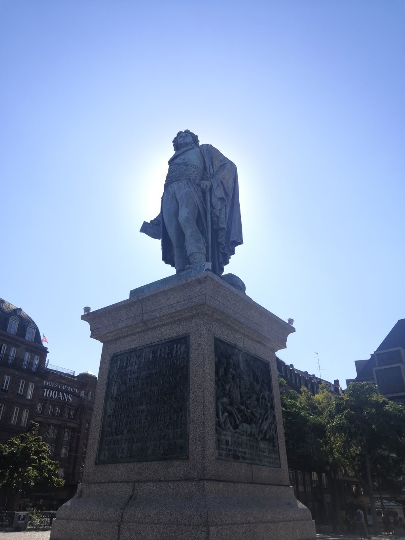 Plaza de Kléber, Estrasburgo