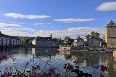 Visita a Estrasburgo, Capital de la Alsacia