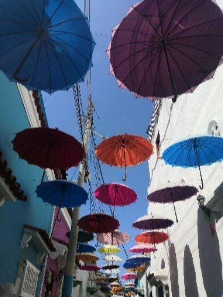 Barrio de Getsemani en Cartagena de Indias