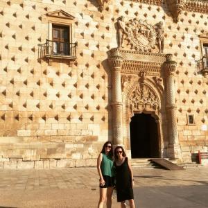 palacio infantado Guadalajara