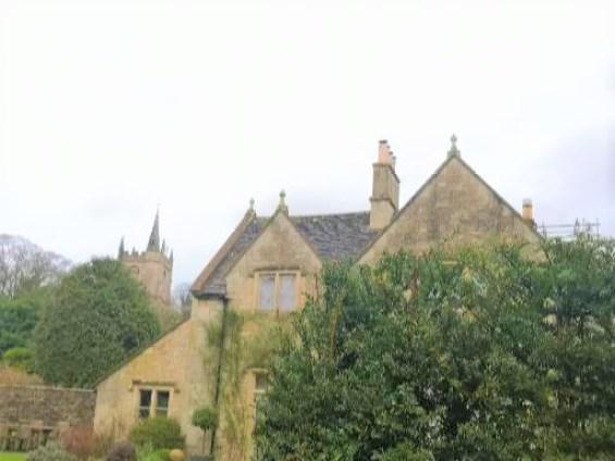 Cotswold en Inglaterra