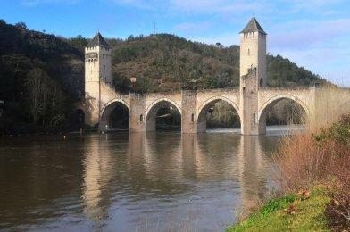 El Valle del río Lot y Cahors