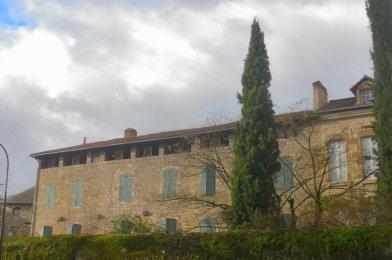 Visita a Figeac en Francia