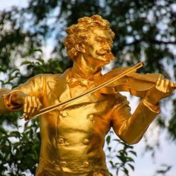 Estatua de Strauss