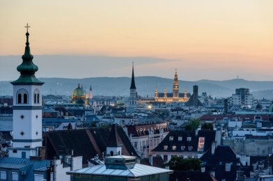 Visita a Viena en 3 días