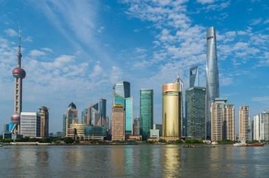 Shanghai, la segunda ciudad en China