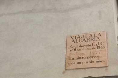"""Budia en Guadalajara, uno de los pueblos de """"Viaje a la Alcarria"""""""