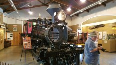 the loco they intend to get back into steam
