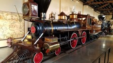 The original V and T train
