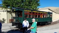 Our Rail Car