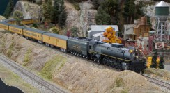 Photos - N Scale Layout - UP at DUTCH FLATS