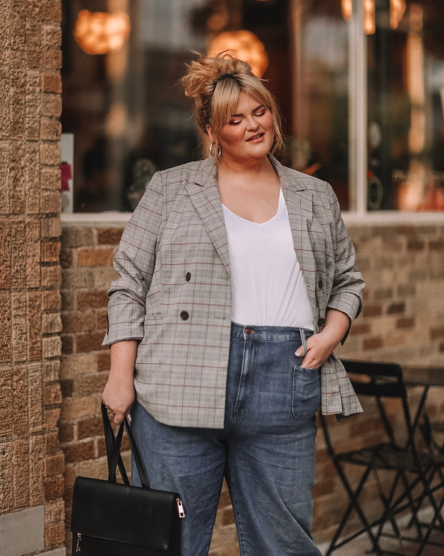 Plus Size Fall Outfits! - roseybeeme