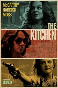 The Kitchen 2019 BluRay 720p HD Dual Audio [English (ORG) & Hindi (Unofficial)]   Full Movie