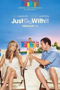 Download Just Go with It 2011 480p – 780p BluRay Dual Audio Hindi – English