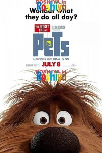 Download The Secret Life of Pets 2016 720p BluRay x264 [Dual Audio] [Hindi DD 5.1 – English DD 5.1]
