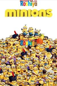 Download Minions 2015 480p – 720p – 1080p Hindi – English Dual Audio BluRay