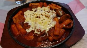 cheese tteoboki