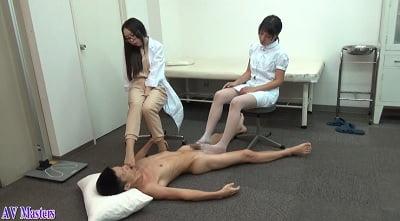 足コキ治療2