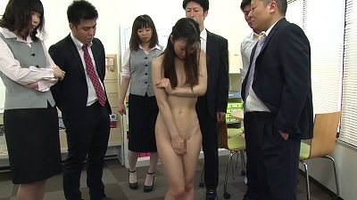 エリートOL史上最悪の恥辱 阿部栞菜サンプル2