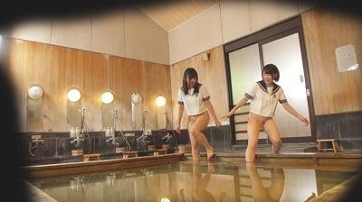 のん・まりん 箱根温泉で見つけた修学旅行中の学生さん 友達と一緒に男湯入ってみませんか? サンプル4