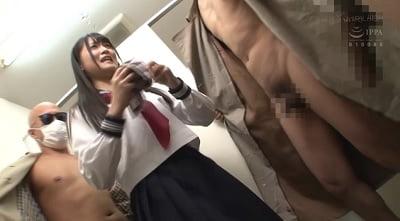 集団露出魔に輪姦された女子○生サンプル2
