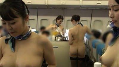 市川まさみ×SENZ 「制服・下着・全裸」でおもてなし またがりオマ○コ航空 SODstar Ver.サンプル3
