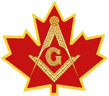 Grand Lodge of Canada in the Province of Ontario logo