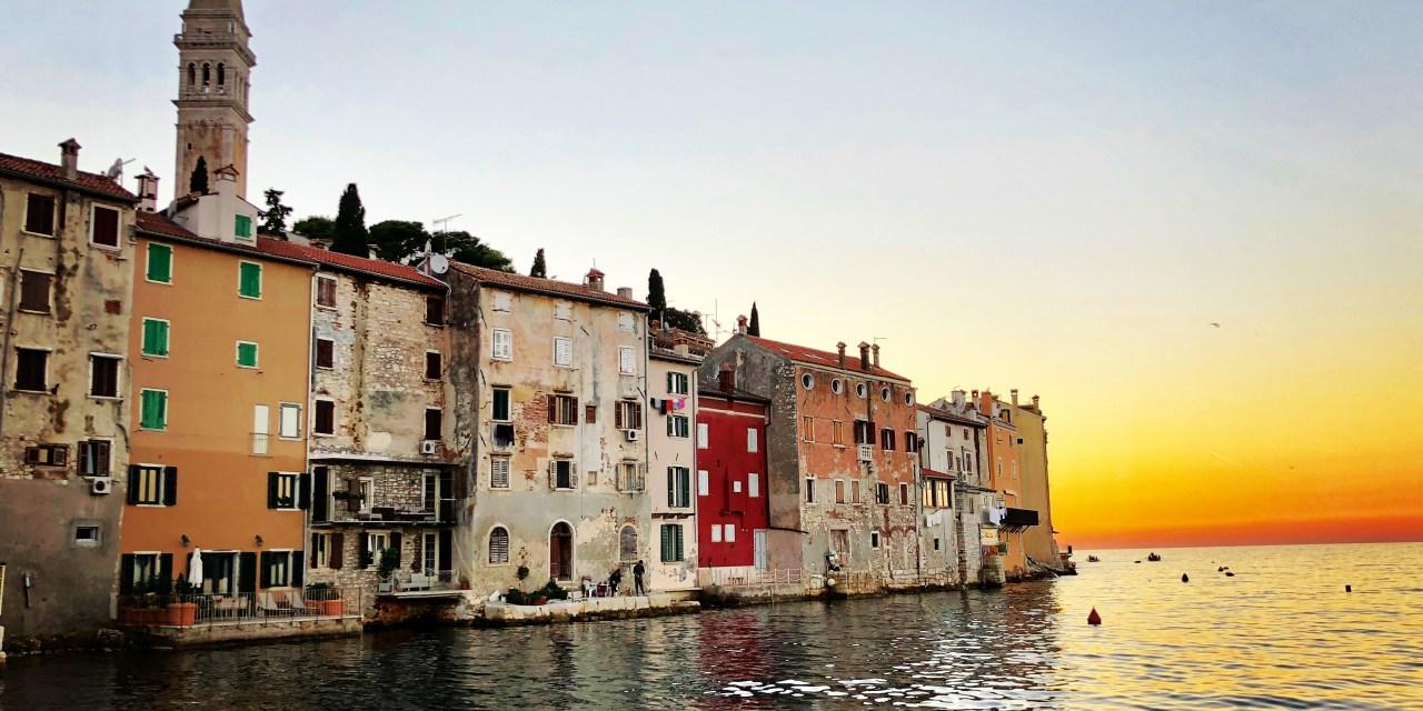 Rovinj Jewel Of The Mediterranean Rosie And The Operator